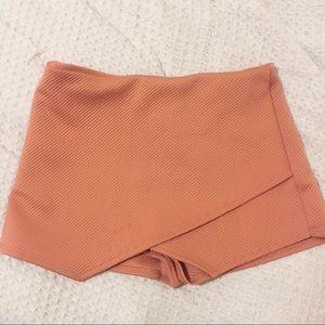 Pink Envelope skirt